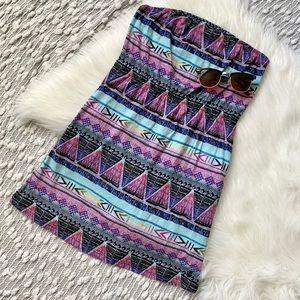 (🌸2/$25🌸) Volcom Strapless Dress